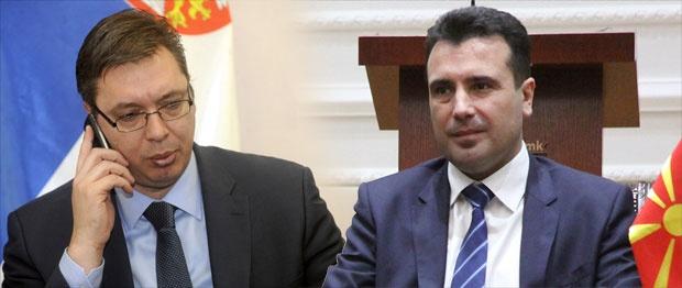 Zaev expects successful talks in Belgrade