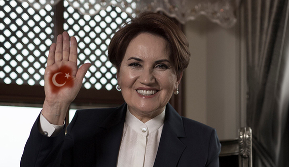 Meral Aksener is not afraid of President Erdogan