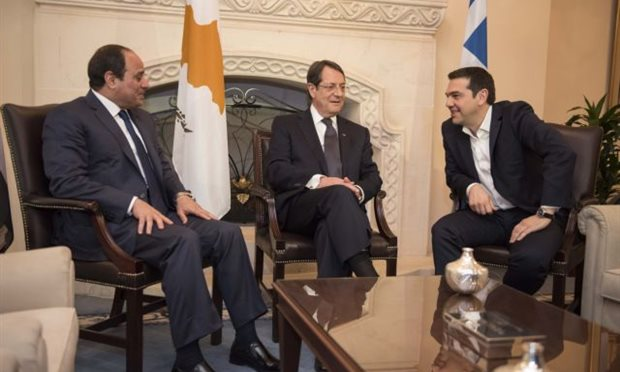Egypt, a strategic partner for Greece and Cyprus