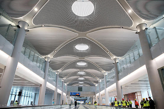 Ataturk closes – New Istanbul airport to begin operating in a year