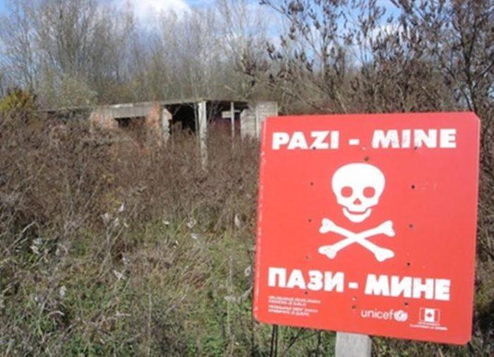 BiH is still burdened with life-threatening mine zones