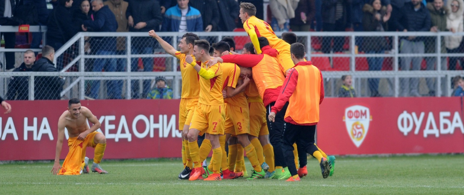 Macedonian Football Association announces the nominations for the best football players of the year