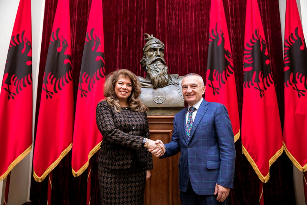 Bulgarian vice President visits Tirana