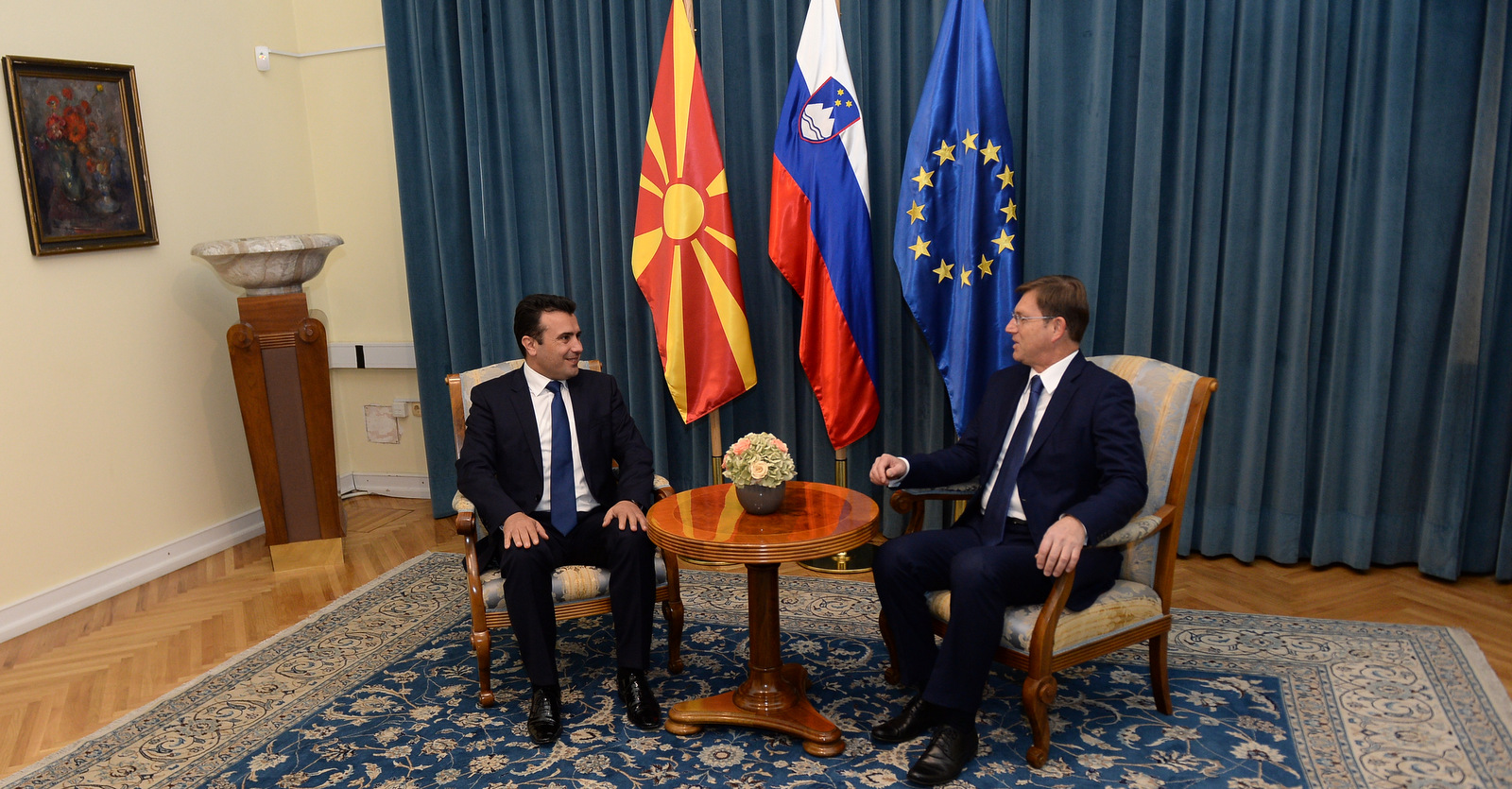 Talks for the solution of the name contest to start on 20 November, FYROM's PM announces
