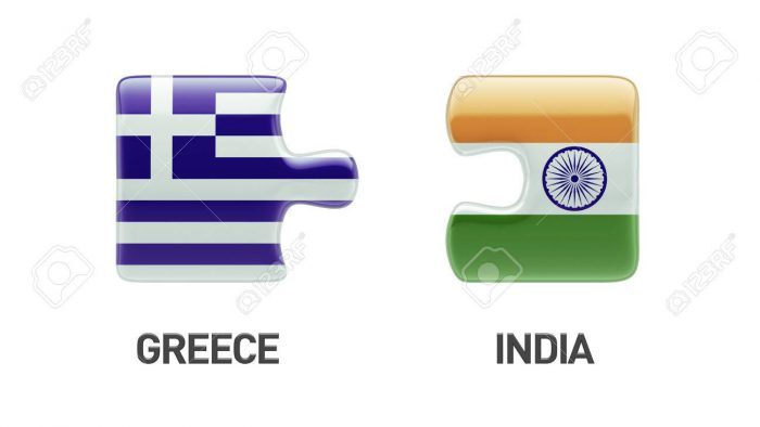 Greek exports to India up in 2016
