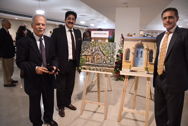 Cyprus High Commission organized photographic exhibition in New Delhi