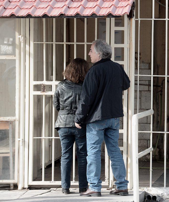 Greek terrorist Koufontinas returns to prison