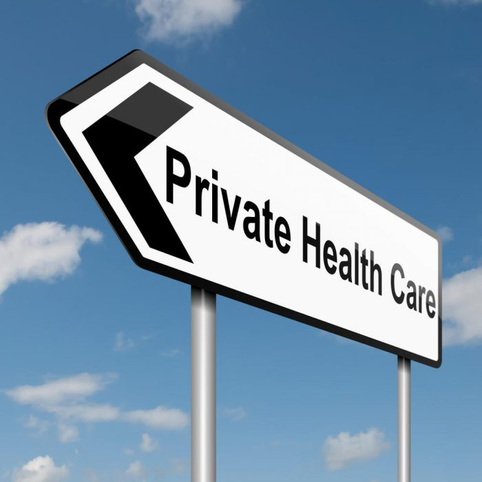 Greeks support and trust private insurance
