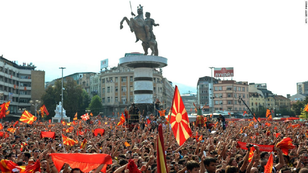 Skopje sends out signals for the solution of the name contest