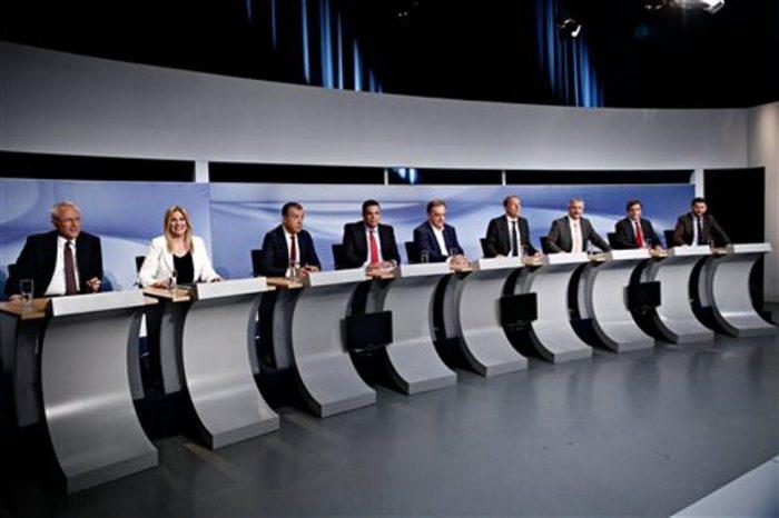 Centre-Left televised debate overflowed with political vagueness and egocentrism
