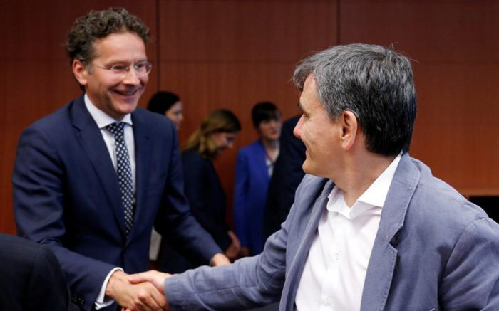 Eurogroup urges Greece to act on NPL management