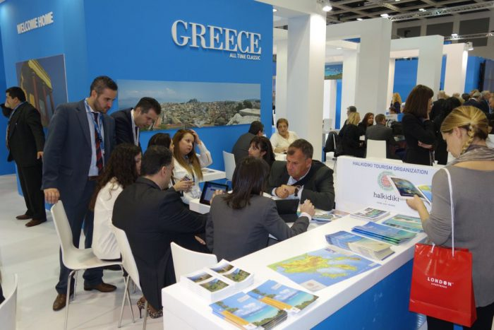 Greece goes to the World Travel Market in London