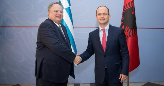 Kotzias-Bushati meeting on 10 -12 November