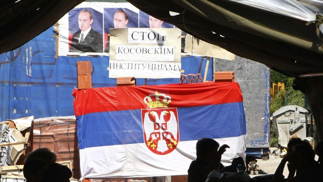 Russia's interference in Kosovo