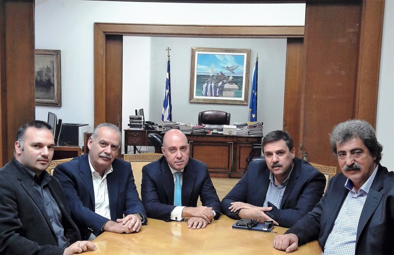 Cypriot and Greek Health Ministers meet in Athens to enhance cooperation