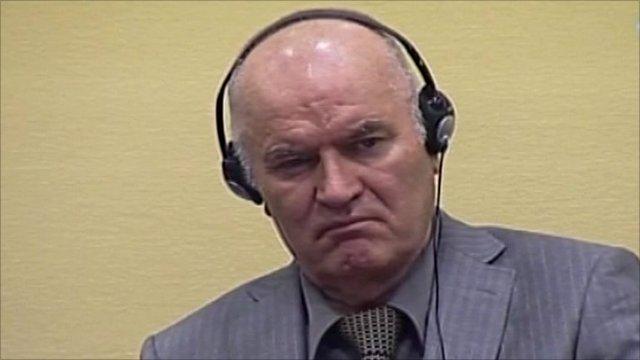 Hague Tribunal prosecution rejects Mladic's verdict postponement