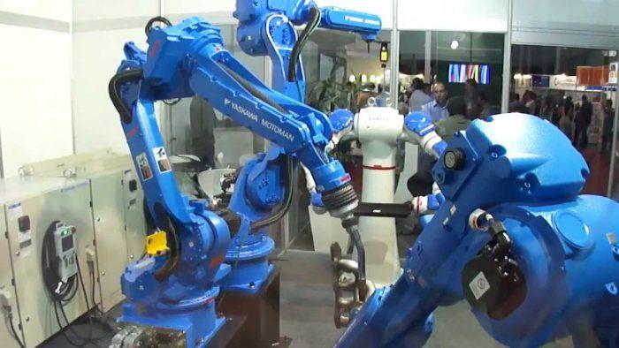 Cornerstone for Slovenian factory of Yaskawa's industrial robots