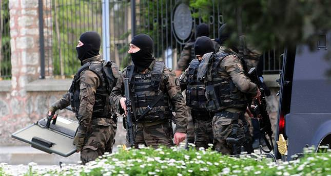 283 Daesh-linked suspects detained all over Turkey in anti-terror operations in the last 11 days