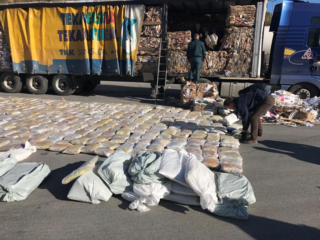 Police seizes 1 ton of drugs in FYROM's border with Kosovo