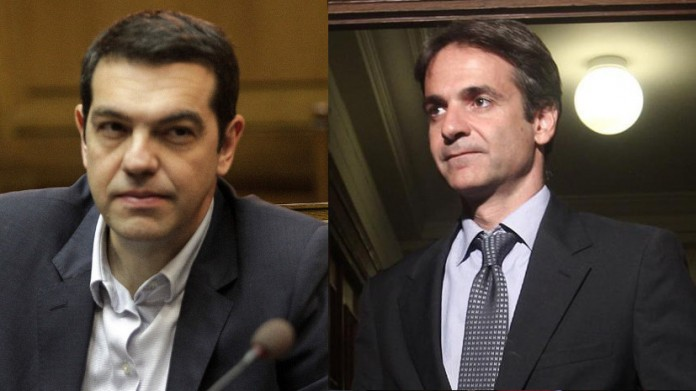 Tsipras, Mitsotakis focus on pro-growth policy proposals