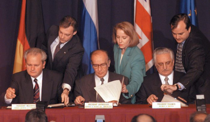 BiH: Dayton Peace Agreement discovered at last