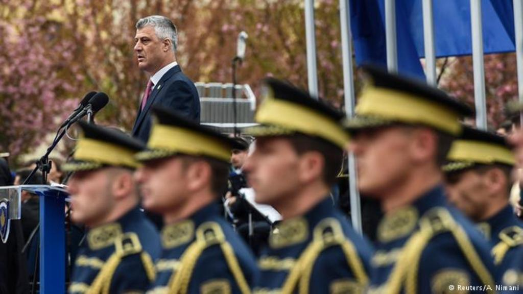 """""""The creation of the army is also in the interest of the Serb community"""""""