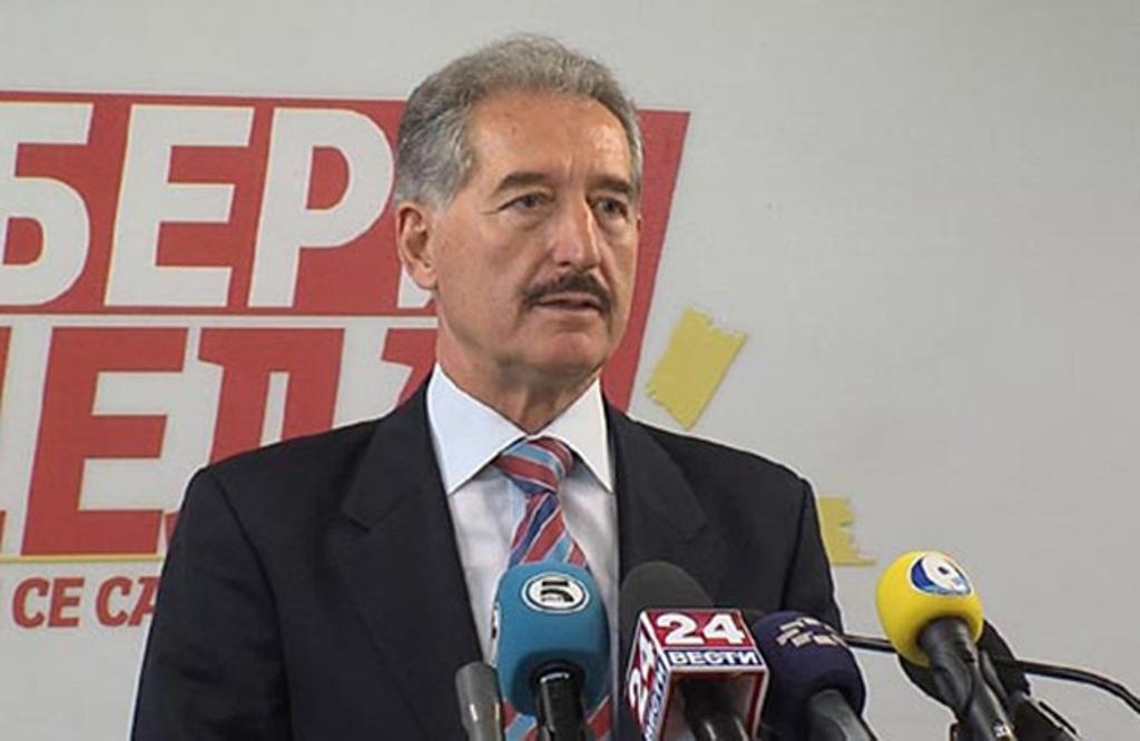 Authorities in Skopje arrest the former head of a commune