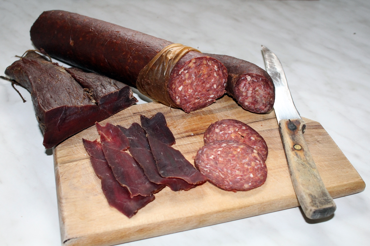 Dried beef from Visoko – new BiH brand?