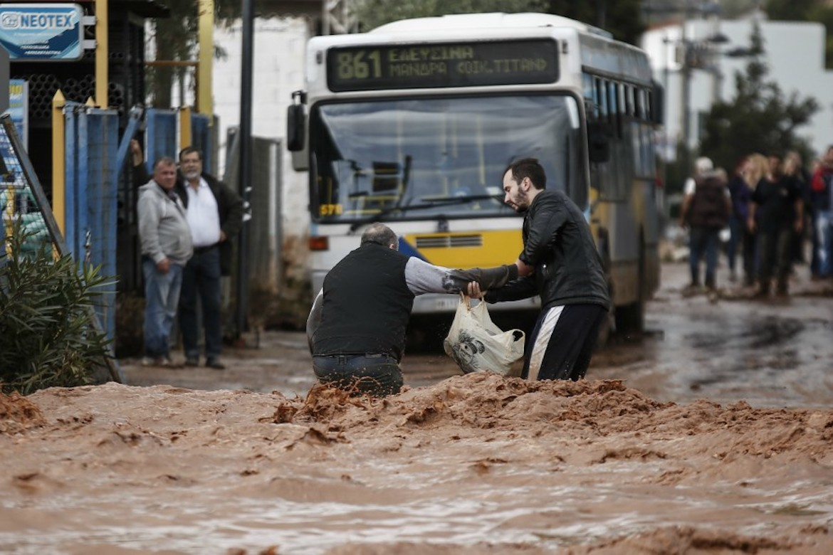 Interim report: Athens flash floods' victims the result not only of extreme downpour but of human mistakes, too