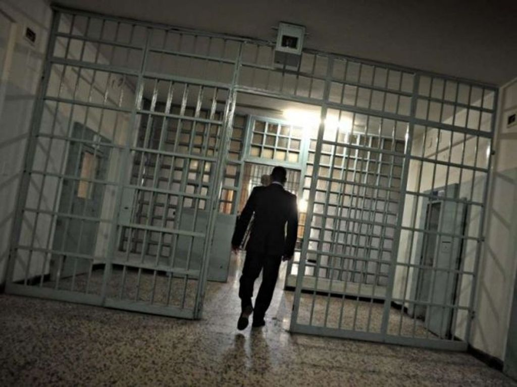 Albanian prisons are filled with people convicted of domestic violence