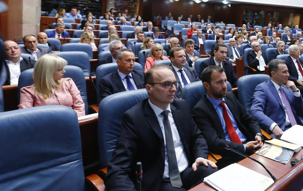 VMRO-DPMNE boycotts Parliament, is political dialogue being threatened?