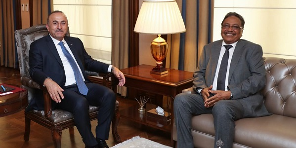 "No, Turkey-Iran-Qatar ""axis"" says Cavusoglu – Ankara sends more troops to Qatar"