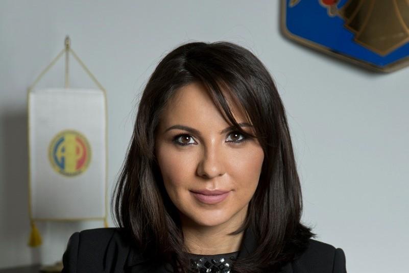 Ana-Maria Patru, ex-head of Electoral Authority accused of bribe taking