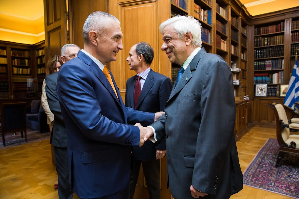 Greek President: Albanian citizenship for Archbishop Yannulatos improves relations between the two countries