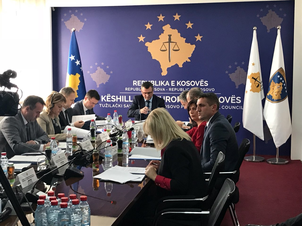 Corruption continues to remain a challenge for Kosovo's institutions