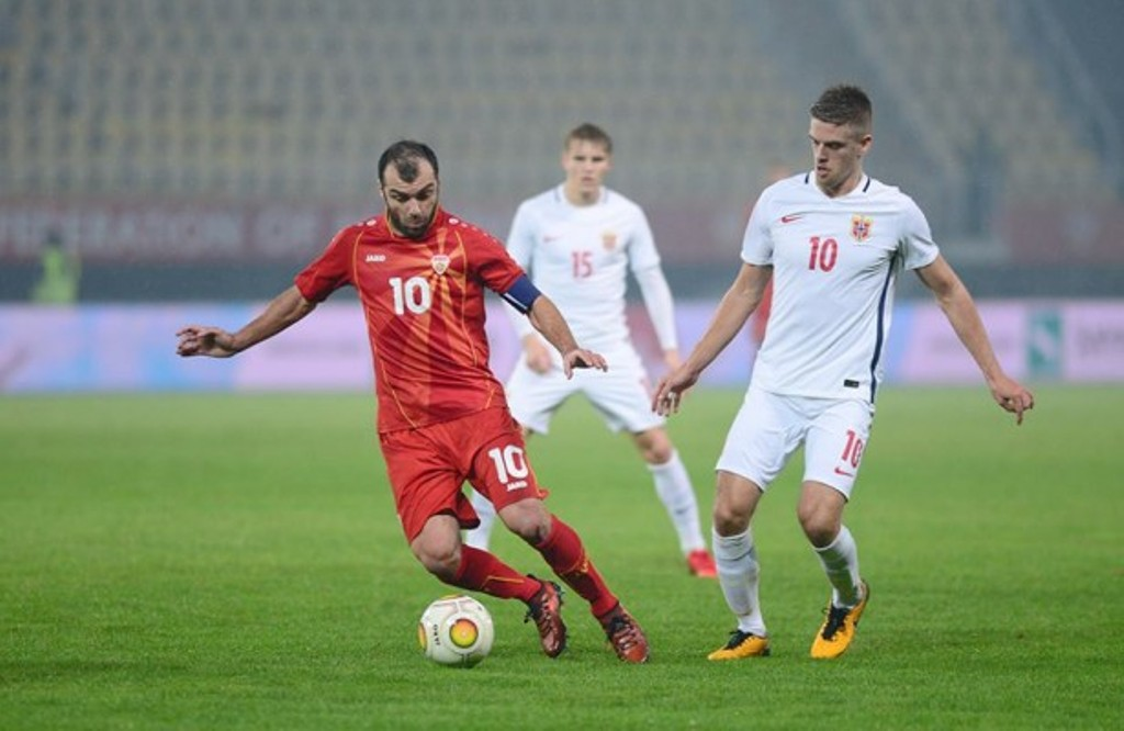 FIFA's ranking: FYROM ends the year 76th