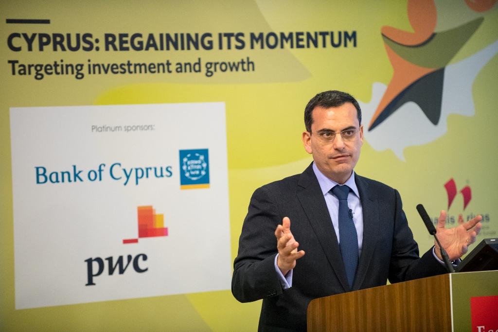 Economist event: Cyprus regaining momentum but NPLs still a threat