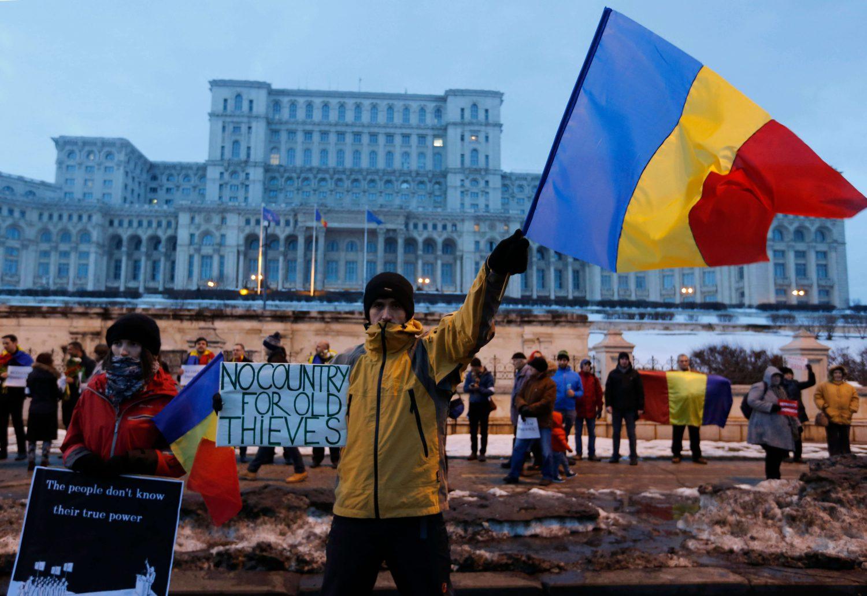 Seven EU embassies in Bucharest unite against new law bills