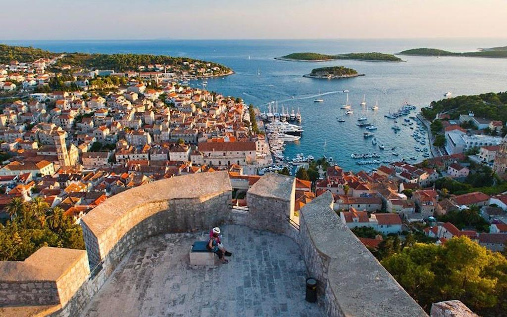 Croatia is a top German destination