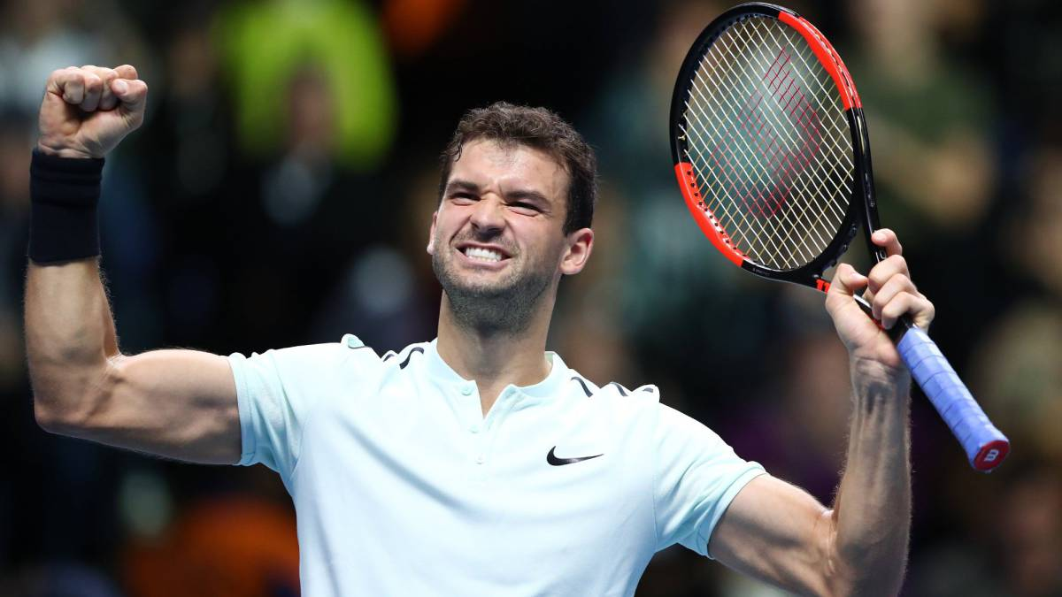 Grigor Dimitrov voted 2017 sportsperson of the year by Balkan journalists
