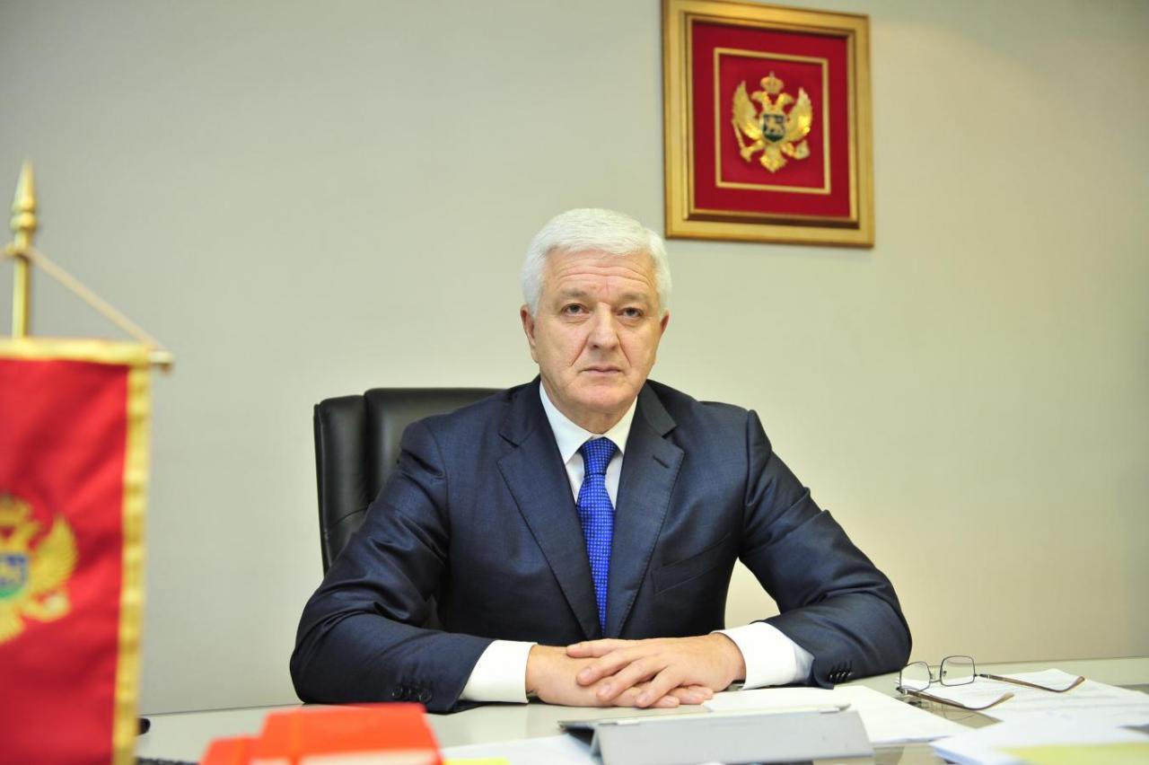 Montenegrin PM and David Martin agree that EU enlargement will benefit W. Balkans