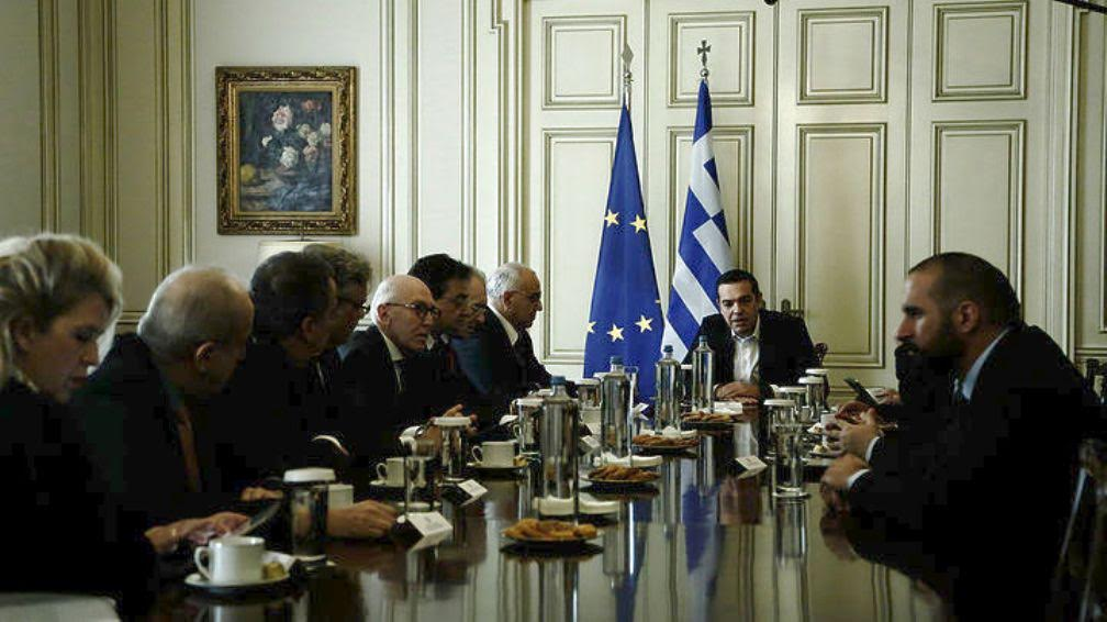 Alexis Tsipras wants bankers to confront their responsibilities