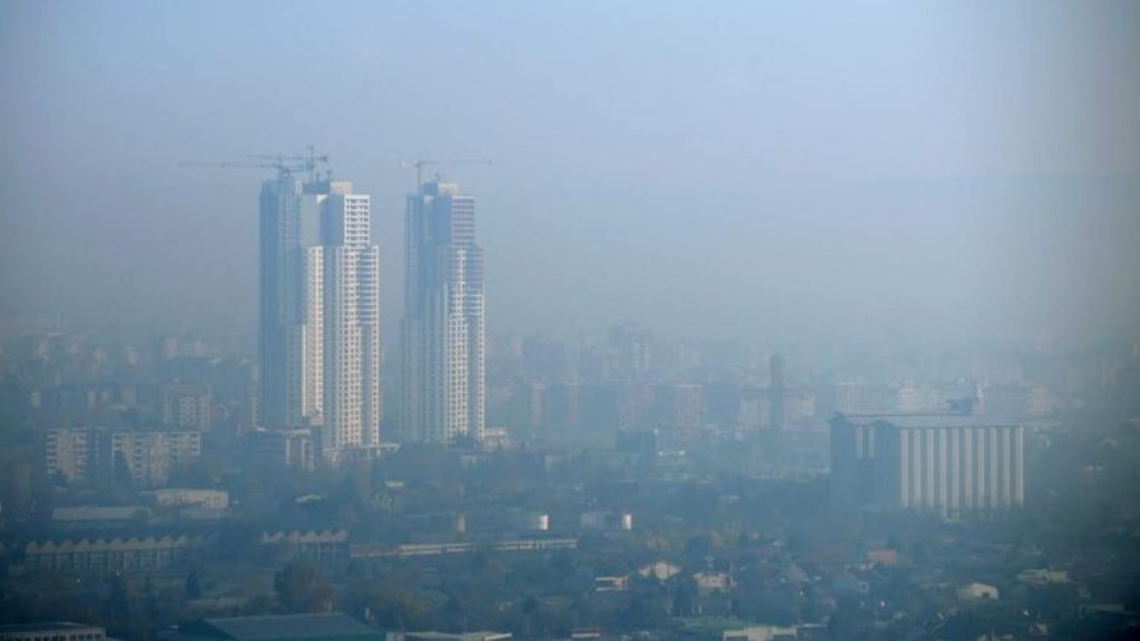 Pollution in Skopje, US and Russian embassies engage in a debate