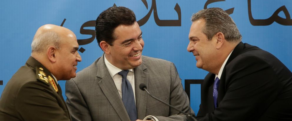 Cyprus, Egypt and Greece face regional challenges in a better way together