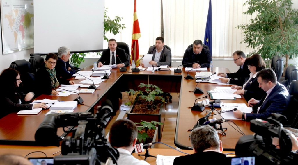 Members of the State Election Commission in FYROM resign