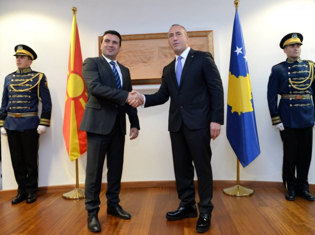 Relations between Kosovo and FYROM are excellent