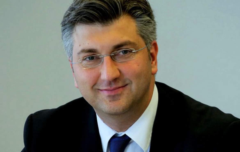 Plenković meets Gurria and attends One Planet Summit, in Paris