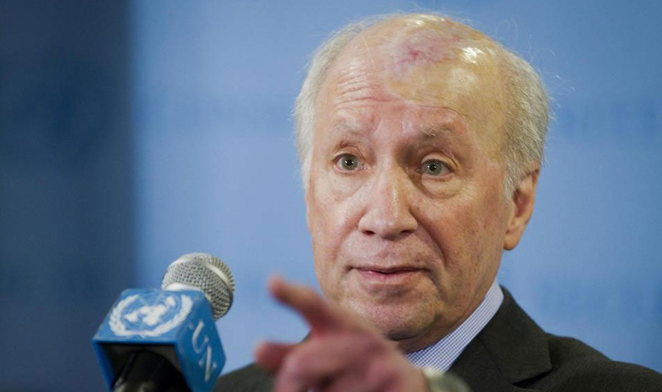 Nimetz to hold meetings in Brussels with the negotiators of Greece and FYROM on the name issue