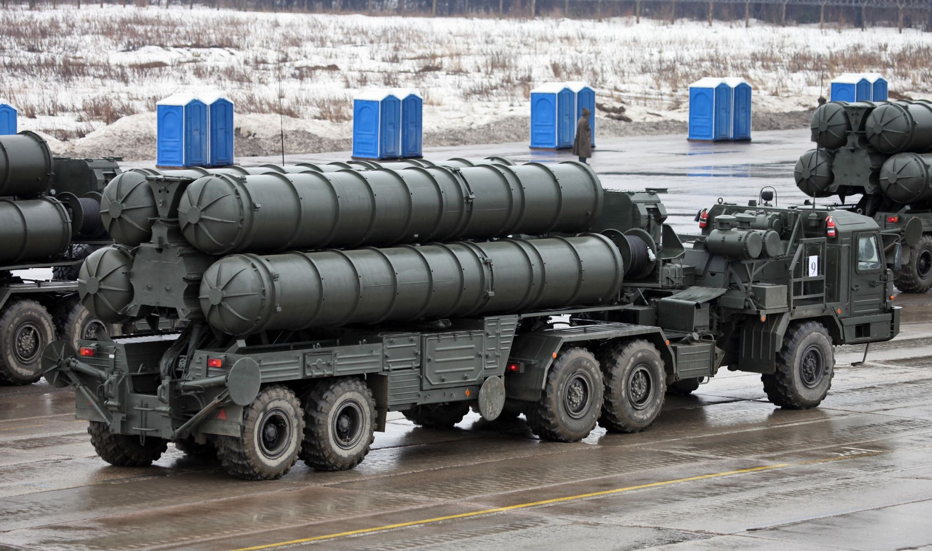 Erdogan: The S-400 purchase deal to be closed within the week