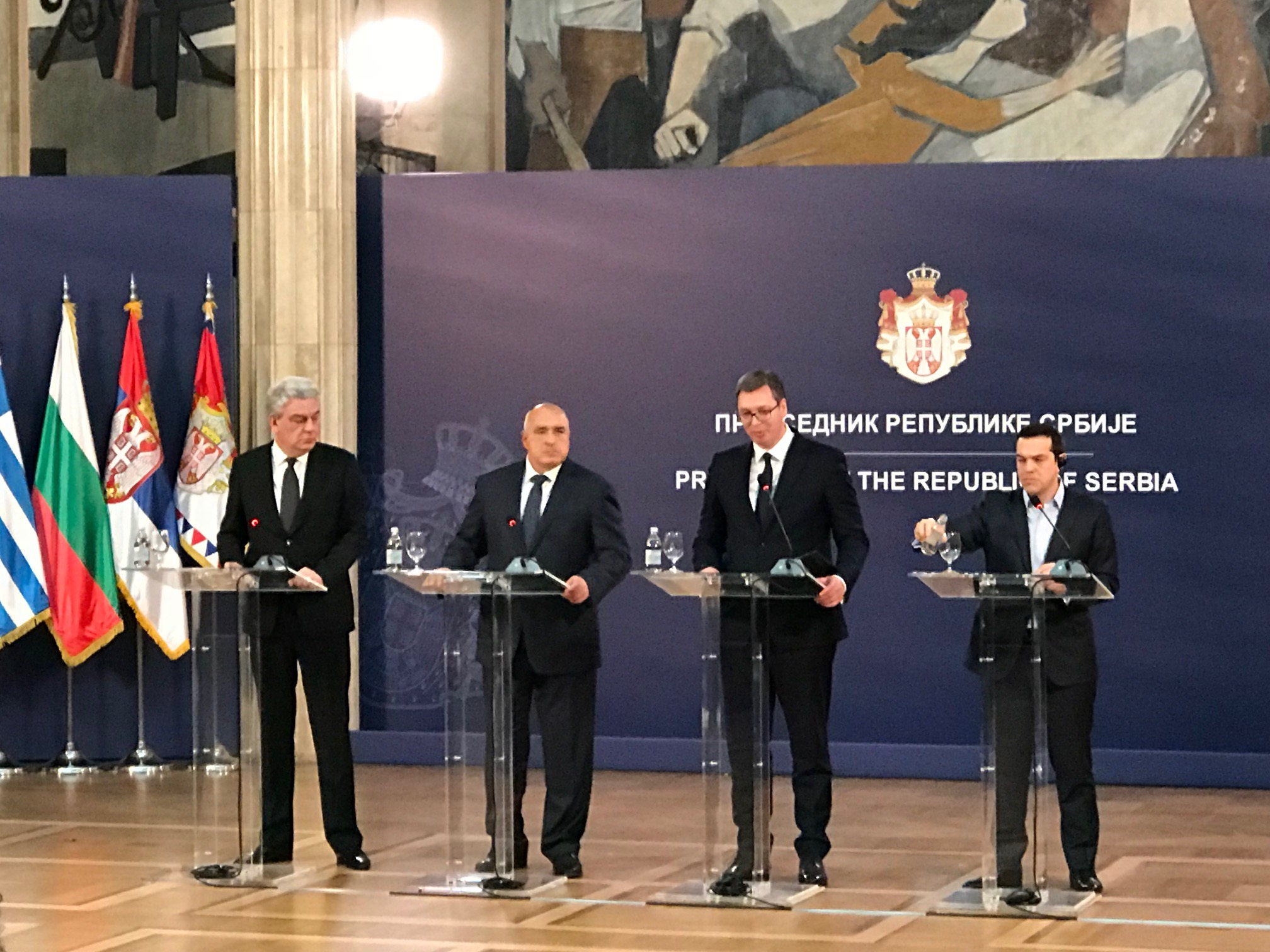Balkan countries are taking their fate in their own hands